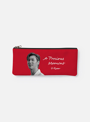 [A PRECIOUS MOMENT] U-Know PENCIL POUCH