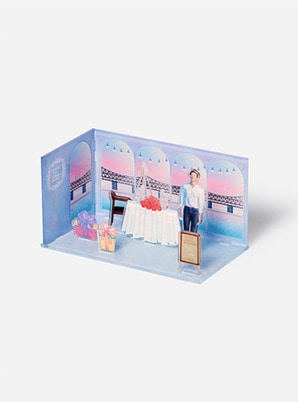[A PRECIOUS MOMENT] U-Know ACRYLIC ROOM KIT