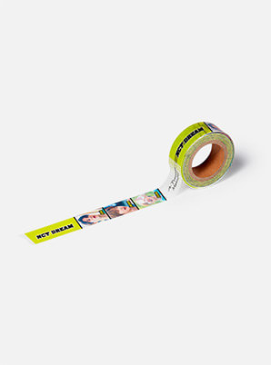[A PRECIOUS MOMENT] NCT DREAM MASKING TAPE