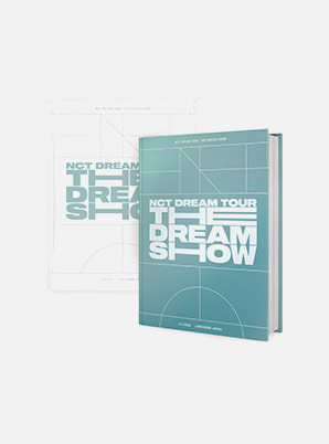"NCT DREAM NCT DREAM TOUR ""THE DREAM SHOW"" PHOTO BOOK & LIVE Album"