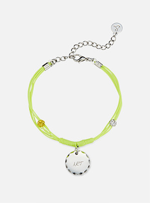 NCT ARTIST COLOR BRACELET
