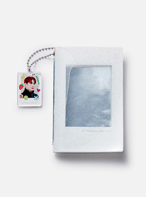 [A PRECIOUS MOMENT] EXO PHOTO HOLDER& KEYRING