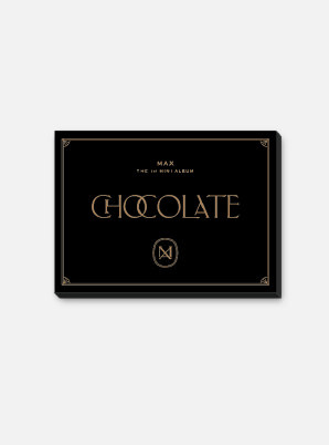 MAX POSTCARD BOOK - Chocolate