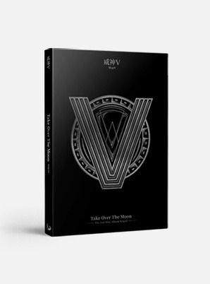 WayV The 2nd Mini Album Sequel - Take Over The Moon