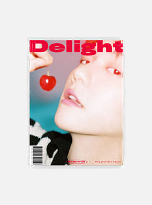 BAEKHYUN The 2nd Mini Album - Delight (Chemistry Ver.)