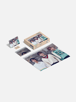 SUPER JUNIOR-K.R.Y. PUZZLE PACKAGE - 푸르게 빛나던 우리의 계절 (When We Were Us)