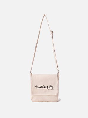 MARK GONZALES ECO POST BAG IVORY