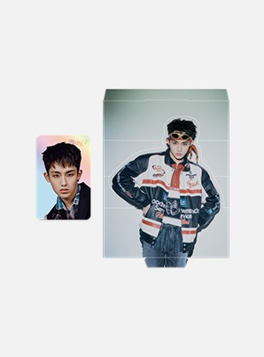 WayV HOLOGRAM PHOTO CARD SET - Awaken The World