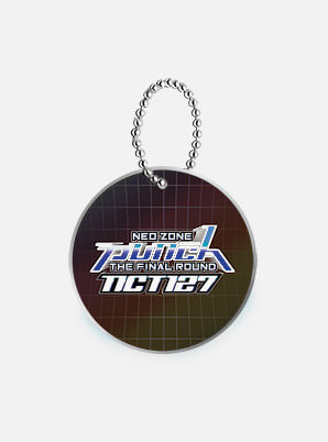 NCT 127  RANDOM KEYRING - NCT #127 Neo Zone: The Final Round