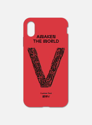WayV ARTIST CASE - Awaken The World