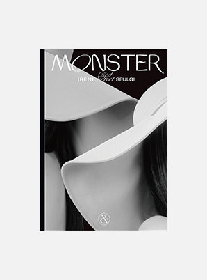Red Velvet - IRENE & SEULGI The 1st Mini Album - 'Monster' (Base Note Ver.)