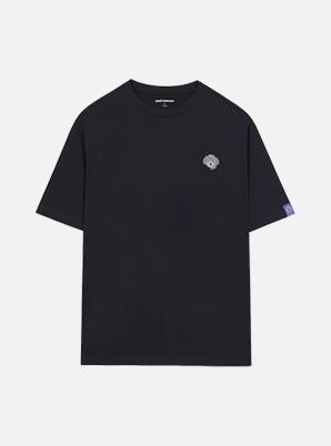[TAEYEON X ZERO] SPAO ZERO T-SHIRT BLACK