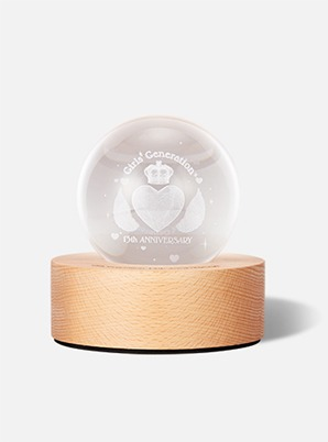 GIRLS' GENERATION 13th ANNIVERSARY CRYSTAL MOOD LIGHT