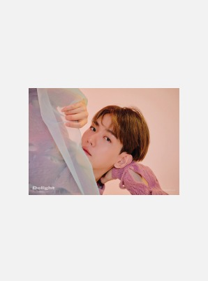 BAEKHYUN A4 PHOTO - Delight (Chemistry Ver.)