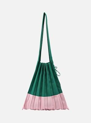 JOSEPH&STACEY Lucky Pleats Knit M Mix Watermelon