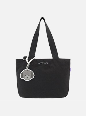 [TAEYEON X ZERO] SPAO ZERO MINI BAG & KEYRING SET BLACK
