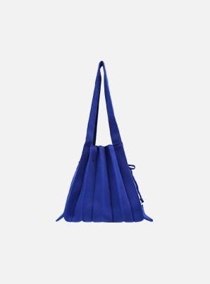 JOSEPH&STACEY Lucky Pleats Knit S Royal Blue