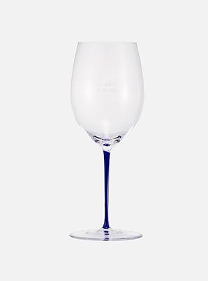 [CELEB &P!CK] KYUHYUN CABERNET/MERLOT GLASS - BLUE