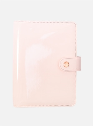LUCALAB Archive Organizer Cover Rose Gold Ring