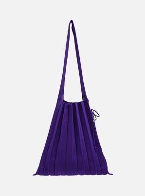 JOSEPH&STACEY Lucky Pleats Knit M Ultra Violet
