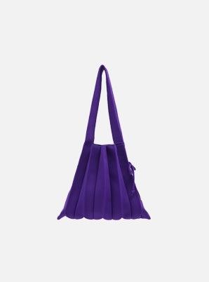 JOSEPH&STACEY Lucky Pleats Knit S Ultra Violet