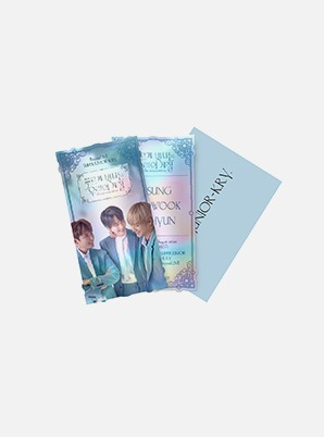 SUPER JUNIOR-K.R.Y. Beyond LIVE SPECIAL AR TICKET SET