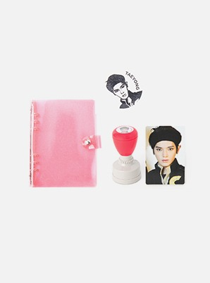 Stay At Home NCT 127 + LUCALAB DIARY DECO SET