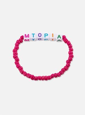 [MTOPIA &P!CK] MTOPIA & DIY BEADS BRACELET SET (M ver.)