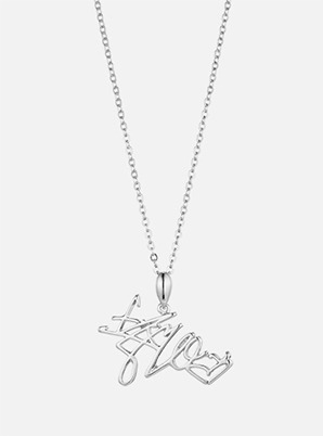 HYOYEON ARTIST BIRTHDAY NECKLACE