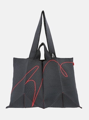 JOSEPH&STACEYLucky Pleats Knit SOC XL Chroma Grey