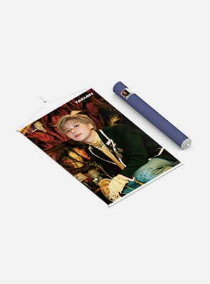 TAEMIN WALL SCROLL POSTER - Never Gonna Dance Again : ACT 1