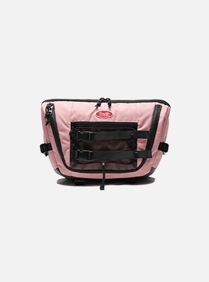 DAYLIFE SIGNAL MESSENGER BAG (PINK)
