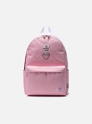 DAYLIFE DAYLIFE♥ESTHER BUNNY BIG HEART DAY BACKPACK (PINK)
