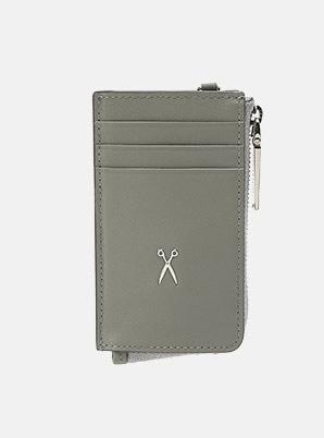 JOSEPH&STACEYEasypass OZ Vertical Card Wallet Gravity Grey