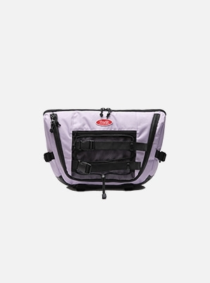 DAYLIFE SIGNAL MESSENGER BAG (PURPLE)