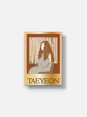 TAEYEON DIY PIN - Purpose