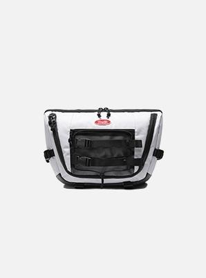DAYLIFE SIGNAL MESSENGER BAG (WHITE)