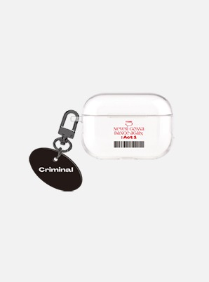 TAEMIN AIRPODS PRO CASE + KEYRING - Never Gonna Dance Again : ACT 1