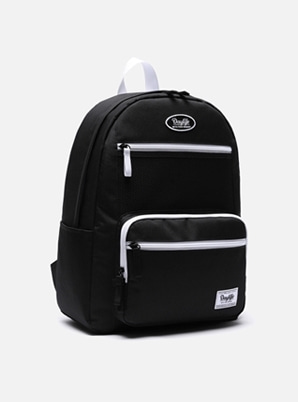 DAYLIFE LAYER BACKPACK (BLACK/WHITE)