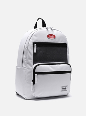 DAYLIFE LAYER BACKPACK (WHITE)
