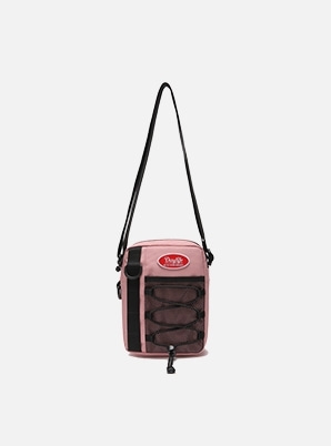 DAYLIFE EXIT CROSS BAG (PINK)