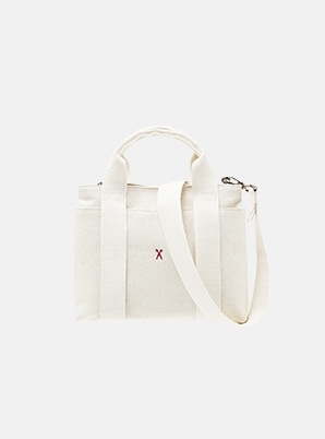JOSEPH&STACEYStacey Daytrip Tote Canvas S Ivory