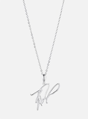 KUN TEN LUCAS ARTIST BIRTHDAY NECKLACE