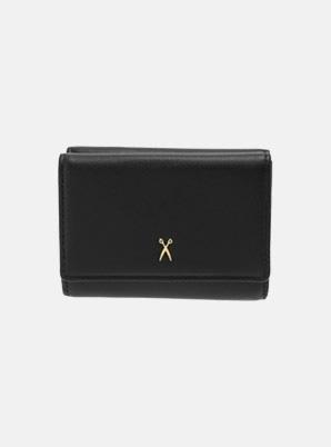 JOSEPH&STACEYEasypass 3 Folded Wallet Rich Black