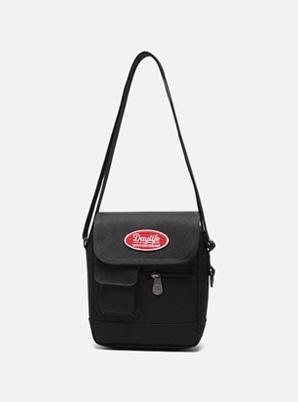 DAYLIFE MINIMI CROSS BAG (BLACK)