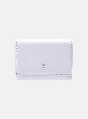 JOSEPH&STACEYEasypass 3 Folded Wallet Light Purple