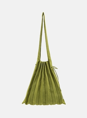 JOSEPH&STACEYLucky Pleats Knit M Olive Green