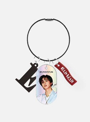 SUPER JUNIOR-D&E ACRYLIC KEYRING - BAD LIAR