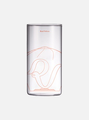 Red Velvet ARTIST FANLIGHT GLASS