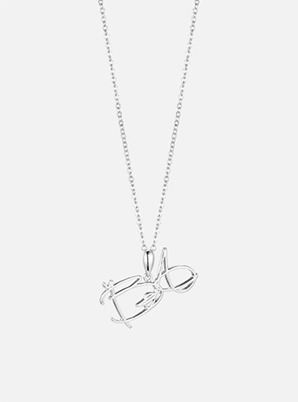 BoA ARTIST BIRTHDAY NECKLACE